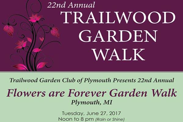 Trailwood Garden Club Plymouth Twp Michigan