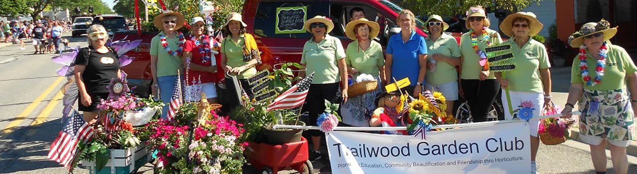 Trailwood Garden Club